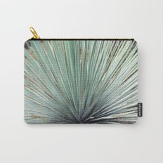 Agave Plant Carry-All Pouch