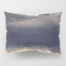 Storm Over Saskatchewan Fields Pillow Sham