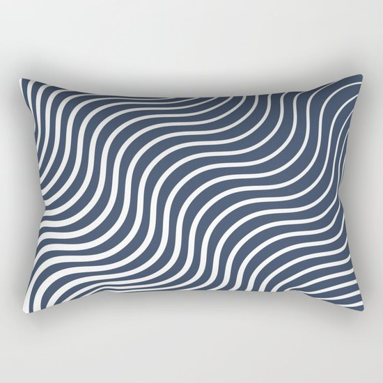 Whisker Pattern - Navy #583 by naturalcollective