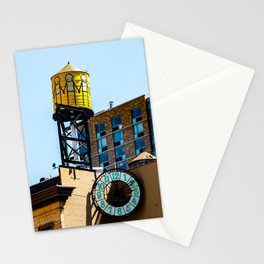 Water Tower. East Village. New York City. Stationery Cards