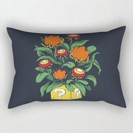 Florem Ignis Rectangular Pillow