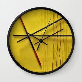 Conductors Wall Clock