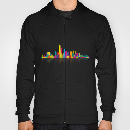 New WTC Skyline Hoody