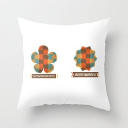 National Child Health Day Throw Pillow