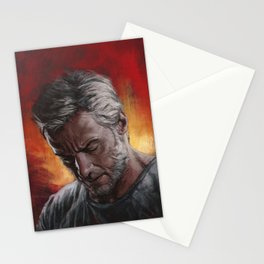 Old Man Logan Stationery Cards