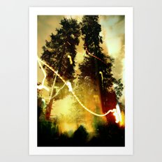 Fire Keeper Soul Art Print