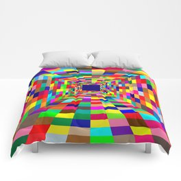 Colors Tunel Comforters