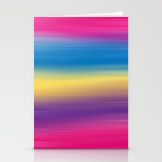 Color Winds Stationery Cards