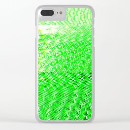 Churning Clear iPhone Case