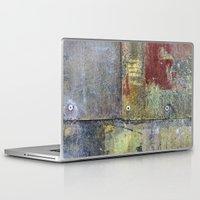 heavy metal Laptop & iPad Skins featuring Heavy Metal by Bestree Art Designs