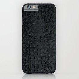 Calming Art Society6 Hip Hop Prints Black Lust iPhone Case