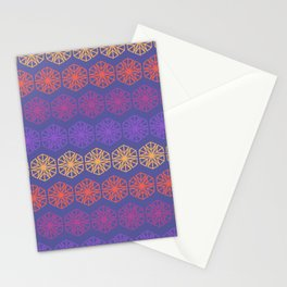 Vintage Kaleidoscope Stationery Cards