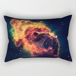 Galaxy Space Cosmos Photography Rectangular Pillow