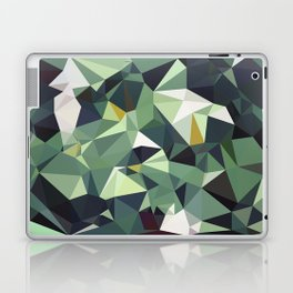 Martinique Low Poly Laptop & iPad Skin