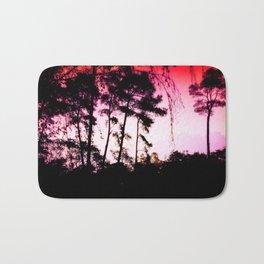 Blushing Trees Bath Mat