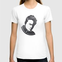 leonardo dicaprio T-shirts featuring Leonardo DiCaprio by Alejandro de Antonio Fernández