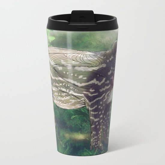 Tapir Metal Travel Mug