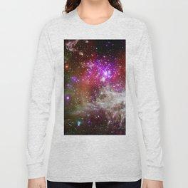NGC 281 nebula with active star formation (NASA/Chandra) Long Sleeve T-shirt