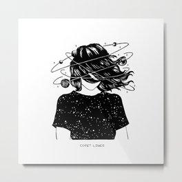 Galaxy of Mine Metal Print