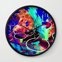 Omnomnom Wall Clock