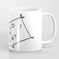 Build a fort Mug