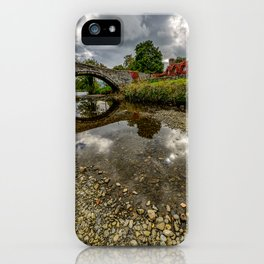 Welsh Cottage iPhone Case