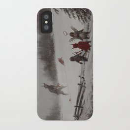 no gifts this year iPhone Case