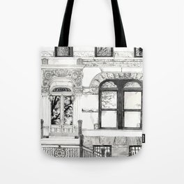 BROOKLYN DOOR Tote Bag