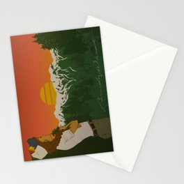This is When Rocky Mountain Dreams Come True. Stationery Cards
