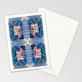 That Love Will Kill You Stationery Cards