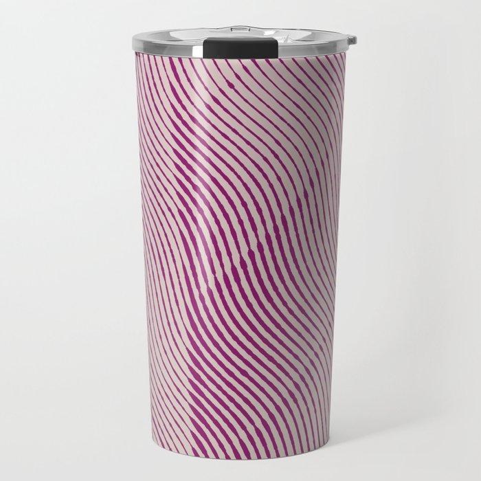 Delicate Leave Travel Mug