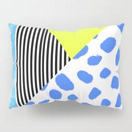 Post Modern Summer Pillow Sham