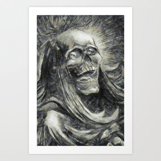 Inquisition Art Print