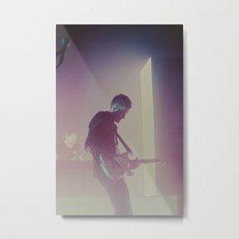 Adam Hann (The1975) Metal Print
