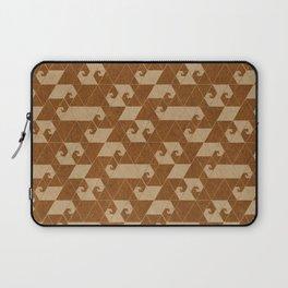 Fractal Wave C Laptop Sleeve