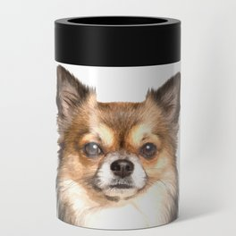 Chihuahua Portrait Can Cooler