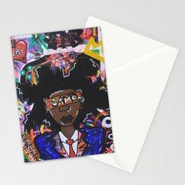 SAMO Stationery Cards