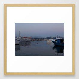 La Spezia Framed Art Print
