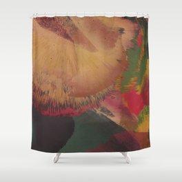 SUPERNOVA / PATTERN SERIES 005 Shower Curtain