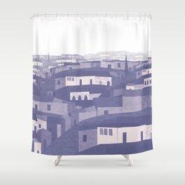 Tlanepantla Shower Curtain