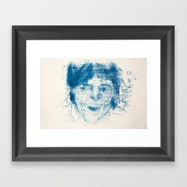 Harry Styles, Another Man Framed Art Print