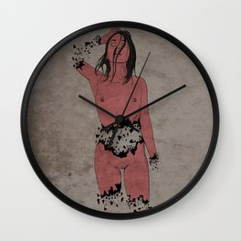 Hollow Wall Clock