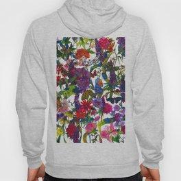 Botanical Butterflies Hoody