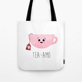 Tea-amo Tote Bag