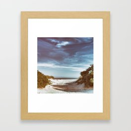 The Cove Framed Art Print