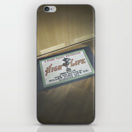 A Pure Tonic Beverage iPhone Skin