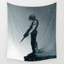 A Ghost Story Wall Tapestry