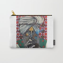 Be Free Where You Are Carry-All Pouch