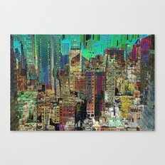New York 7 Canvas Print