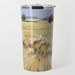Fields of Gold - Acrylic Travel Mug